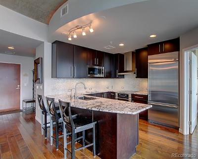 Denver Condo/Townhouse Active: 1700 Bassett Street #1818