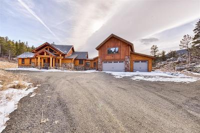 Golden Single Family Home Active: 11792 Camp Eden Road