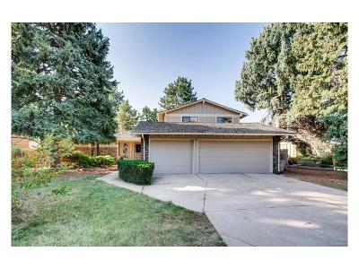 Single Family Home Under Contract: 7170 East Heritage Place N