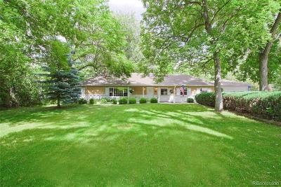 Englewood CO Single Family Home Active: $799,000