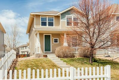 Frederick Single Family Home Under Contract: 7395 Russell Circle