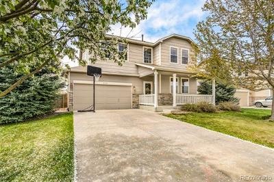 Frederick Single Family Home Under Contract: 6168 Ralston Street