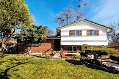 Arvada Single Family Home Active: 6556 Ward Road