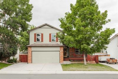Broomfield Single Family Home Active: 2935 West 131st Way