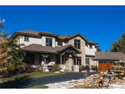 Aurora CO Single Family Home Active: $1,499,000