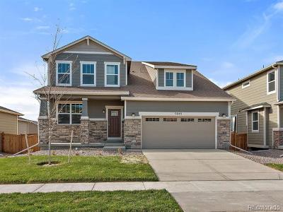 Commerce City Single Family Home Active: 9245 Quintero Street