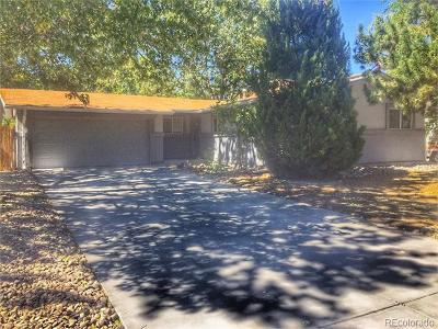 Arapahoe County Single Family Home Active: 6715 South Gilpin Circle