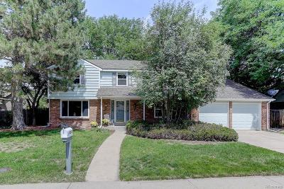 Centennial Single Family Home Active: 8207 East Geddes Avenue