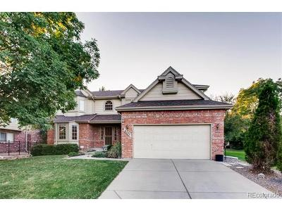 Englewood Single Family Home Active: 6225 South Iola Court