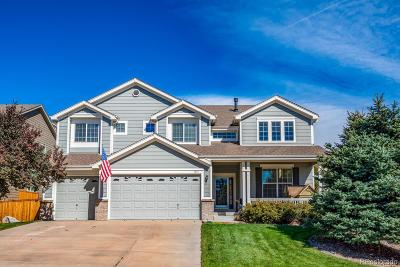 Castle Rock Single Family Home Active: 1831 Rhodonite Court