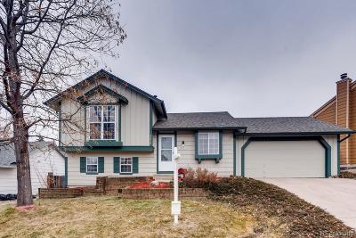 Centennial Single Family Home Active: 20949 East Ida Avenue