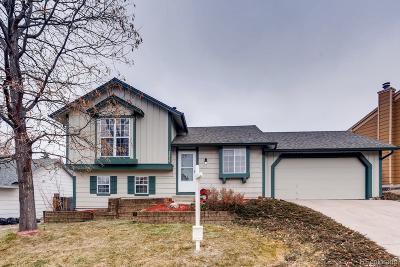 Centennial Single Family Home Under Contract: 20949 East Ida Avenue