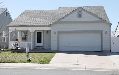 Aurora CO Single Family Home Active: $310,000
