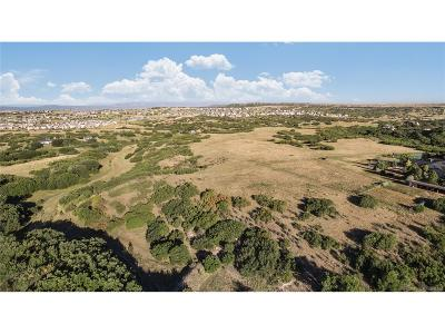 Castle Rock CO Residential Lots & Land Active: $300,000