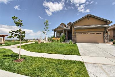 Broomfield Single Family Home Active: 15964 Wild Horse Drive