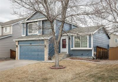 Highlands Ranch Single Family Home Under Contract: 1221 Timbervale Trail
