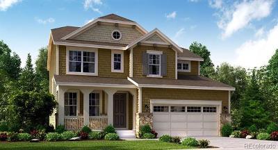 Thornton Single Family Home Active: 6750 East 135th Lane
