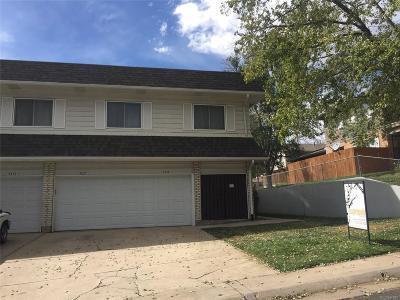 Thornton Condo/Townhouse Active: 9827 Orangewood Drive