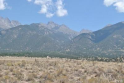 Crestone CO Residential Lots & Land Active: $130,000
