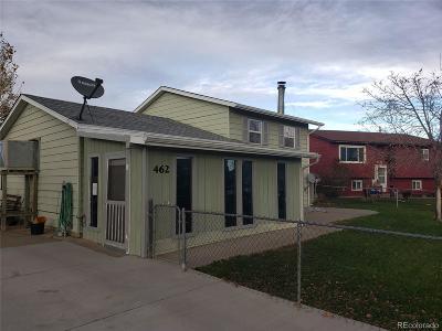Brighton Single Family Home Under Contract: 462 Cedar Avenue