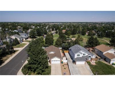 Aurora Single Family Home Under Contract: 17447 East Bellewood Circle