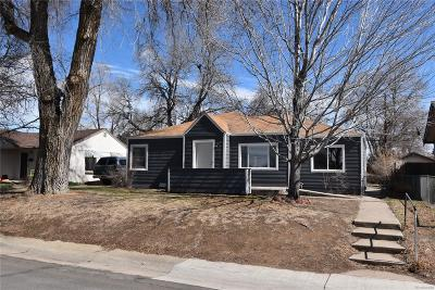 Englewood Single Family Home Active: 4126 South Lincoln Street