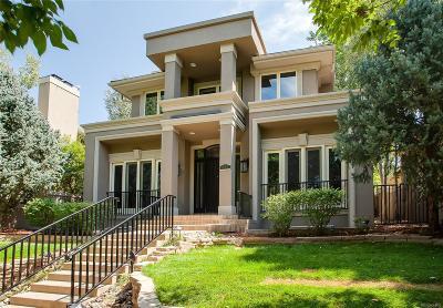 Denver Single Family Home Active: 342 Monroe Street