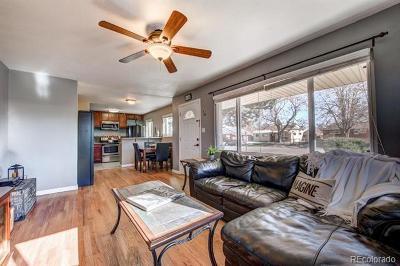 Denver CO Single Family Home Active: $347,500