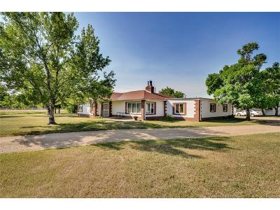 Jefferson County Single Family Home Active: 15000 West 52nd Avenue