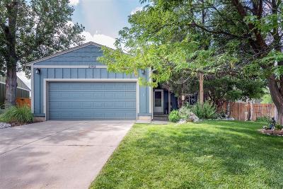 Centennial Single Family Home Under Contract: 5193 South Walden Circle