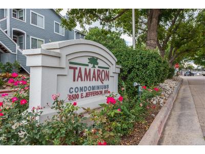 Condo/Townhouse Under Contract: 8500 East Jefferson Avenue #10D