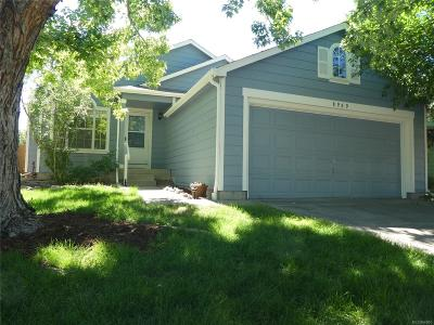 Parker CO Single Family Home Active: $349,900