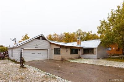 Steamboat Springs Single Family Home Active: 38915 Pine Street