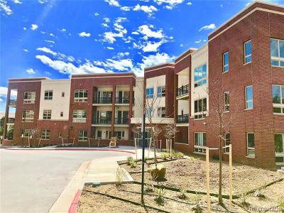 Condo/Townhouse Active: 4885 South Monaco Street #106