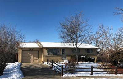 Arvada Single Family Home Under Contract: 6494 West 76th Place