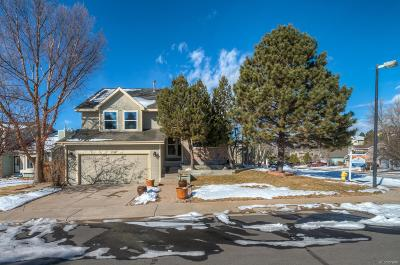 Castle Rock Single Family Home Under Contract: 1948 Foxfield Drive