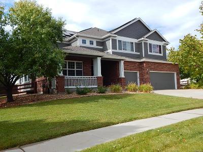 Broomfield Single Family Home Under Contract: 13991 Quail Ridge Drive