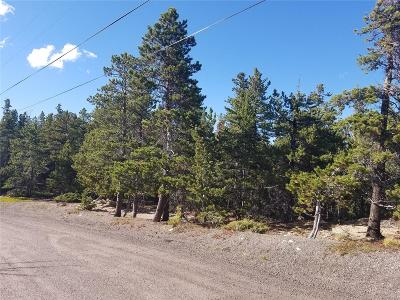 Golden Residential Lots & Land Active: 33491 East Sidney Road