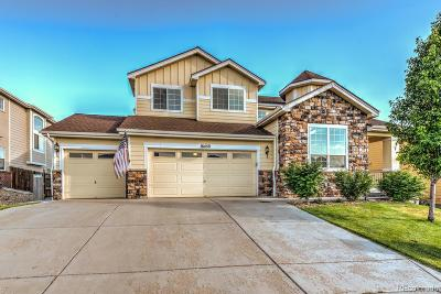 Commerce City Single Family Home Active: 16450 East 106th Way