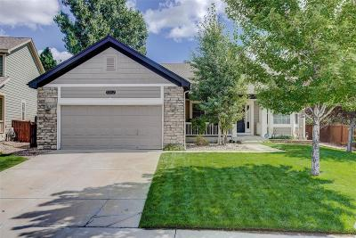 Parker Single Family Home Under Contract: 11352 Mesa Verde Place