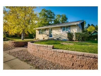 Northglenn Single Family Home Under Contract: 1143 West 103rd Place