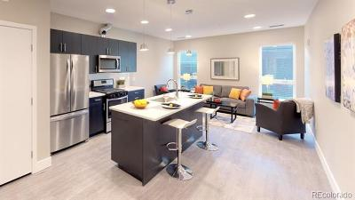 Condo/Townhouse Under Contract: 2374 South University Boulevard #208