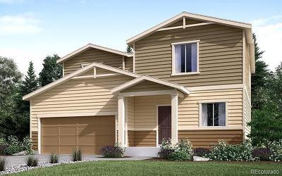 Dacono Single Family Home Active: 1110 Huntington Avenue