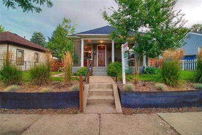 Single Family Home Sold: 4585 Newton Street