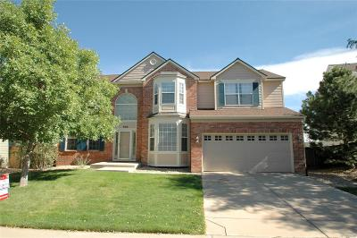 Highlands Ranch Single Family Home Active: 9818 Townsville Circle