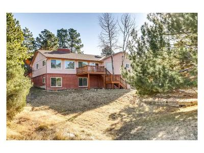 Parker Single Family Home Under Contract: 5998 Shavano Place