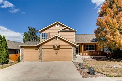 Castle Rock Single Family Home Under Contract: 3743 Black Feather Trail