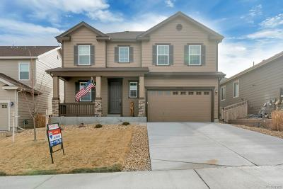 Castle Rock Single Family Home Active: 7418 Bandit Drive