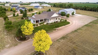 Eaton Single Family Home Active: 36370 Mason View Road