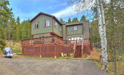 Conifer, Evergreen Single Family Home Under Contract: 777 Aspen Way